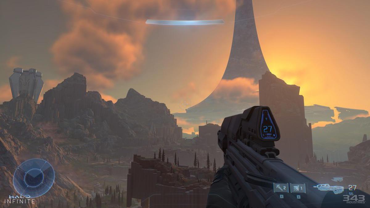 سی دی کی بازی HALO infinite
