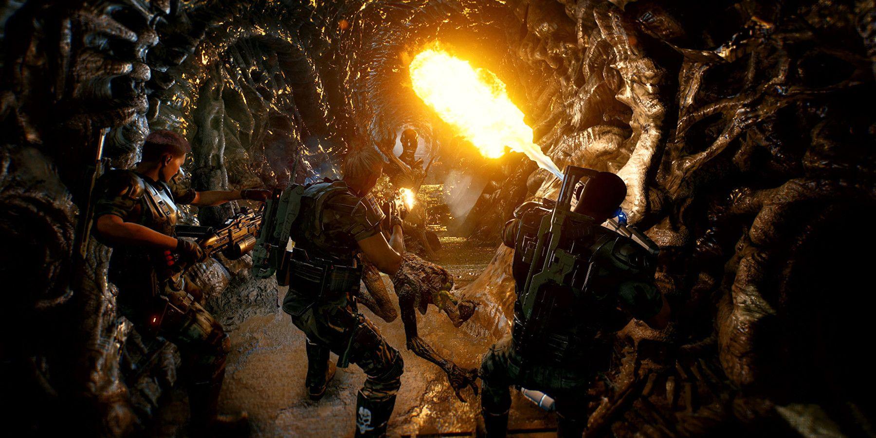 خرید بازی Aliens: Fireteam Elite