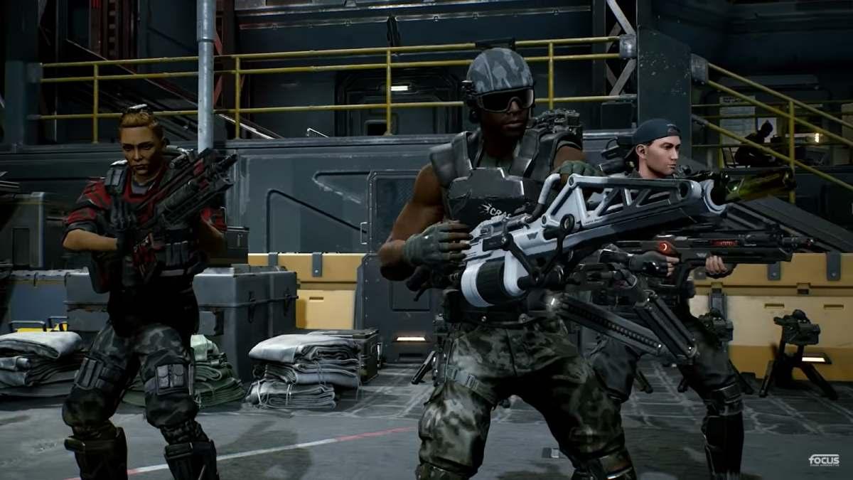 گیم پلی بازی Aliens: Fireteam Elite