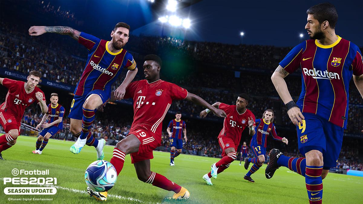 خرید بازی PES 2021 | ریلود گیم