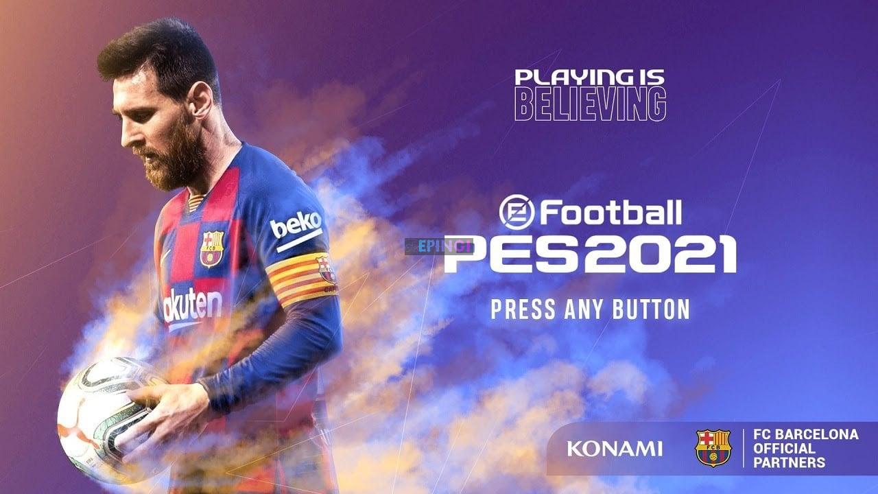خرید بازی PES 2021