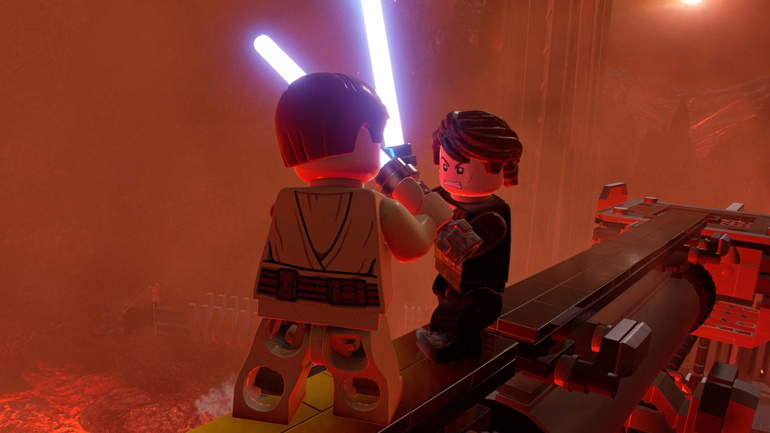 سی دی کی بازی LEGO Star Wars : The Skywalker Saga