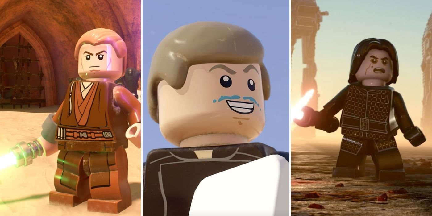 خرید بازی LEGO Star Wars The Skywalker Saga