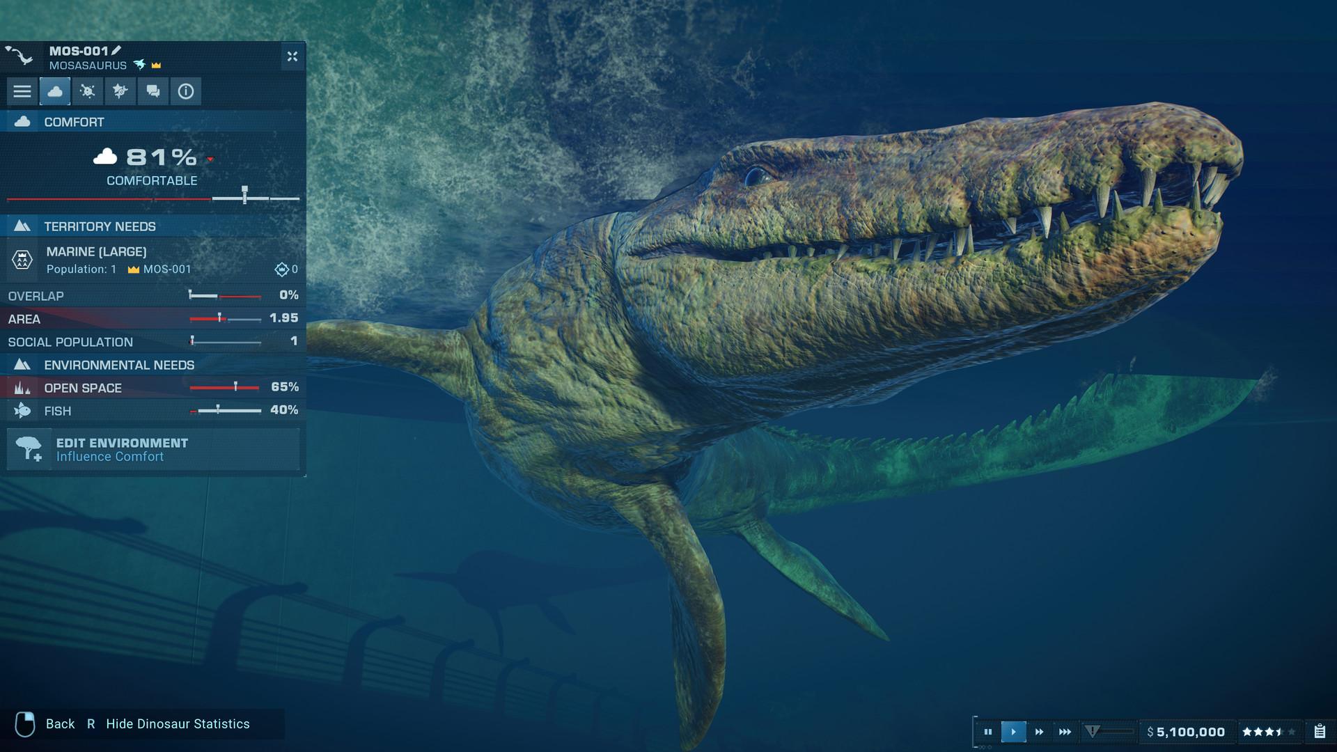 خرید jurassic world evolution 2 استیم