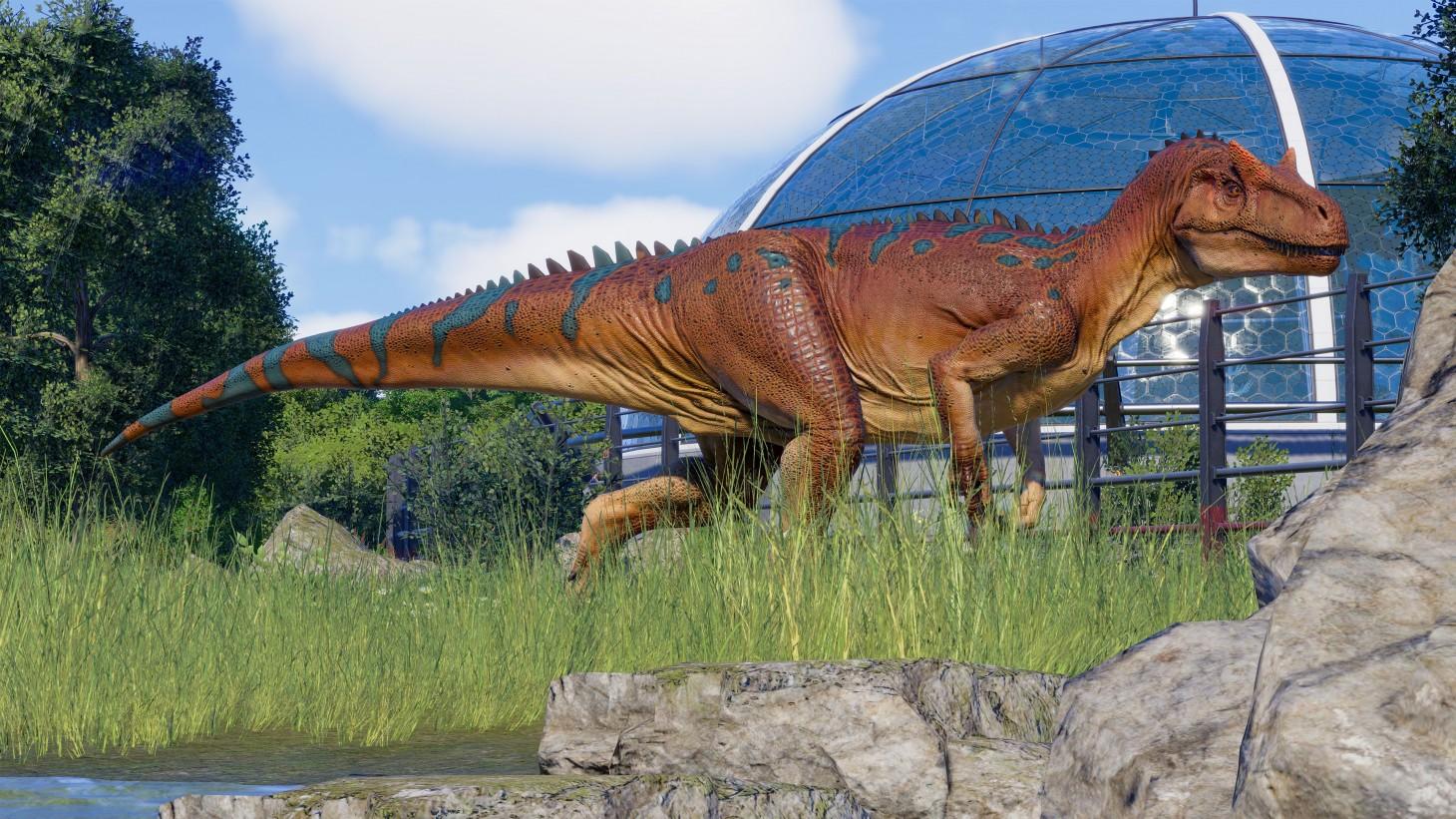 خرید بازی جدید استیم jurassic world evolution 2